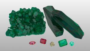 synthetic gemstone