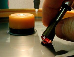 cutting gemstone