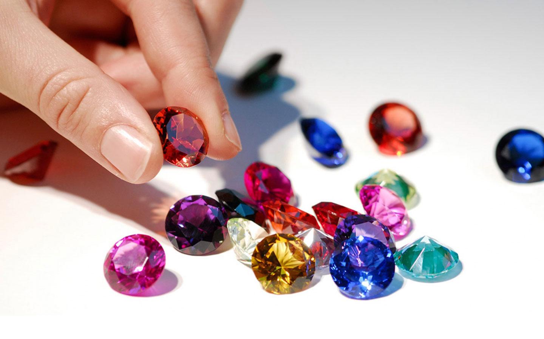 color gemstones