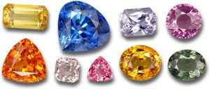 color gemstone
