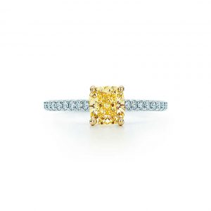 tiffany engagment ring diamond